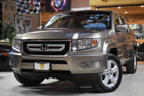 2011 Honda Ridgeline for sale at Chicago Cars US in Summit IL