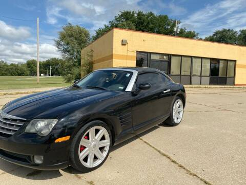 2005 Chrysler Crossfire for sale at Xtreme Auto Mart LLC in Kansas City MO