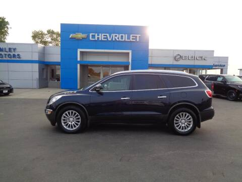 2011 Buick Enclave for sale at Finley Motors in Finley ND