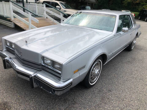 1985 Oldsmobile Toronado for sale at Muscle Cars USA 1 in Murrells Inlet SC