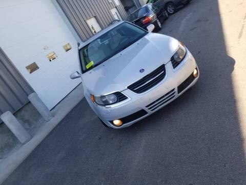 2008 Saab 9-5 for sale at Car-Nation Enterprises Inc in Ashland MA