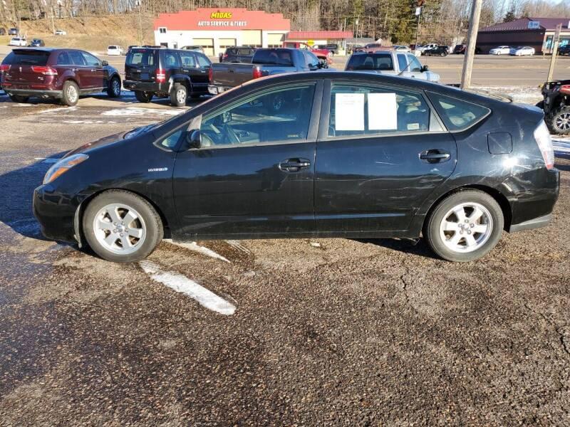 2009 Toyota Prius for sale at Pepp Motors in Marquette MI