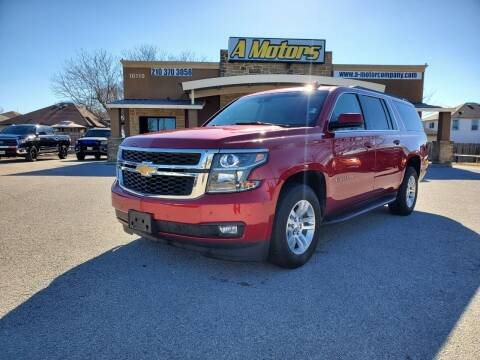 2015 Chevrolet Suburban for sale at A MOTORS SALES AND FINANCE - 5630 San Pedro Ave in San Antonio TX