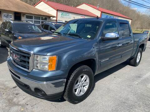 2010 GMC Sierra 1500 for sale at THE AUTOMOTIVE CONNECTION in Atkins VA