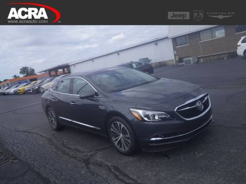 2017 Buick LaCrosse for sale at BuyRight Auto in Greensburg IN