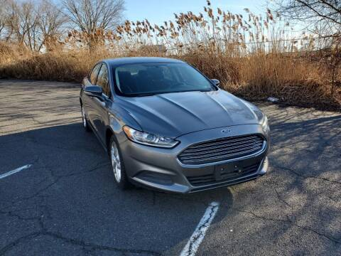 2013 Ford Fusion for sale at Innovative Auto Group in Hasbrouck Heights NJ