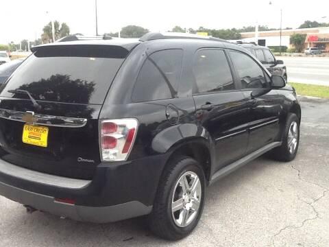 2007 Chevrolet Equinox for sale at Easy Credit Auto Sales in Cocoa FL