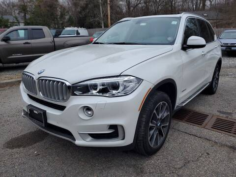 2016 BMW X5 for sale at AMA Auto Sales LLC in Ringwood NJ
