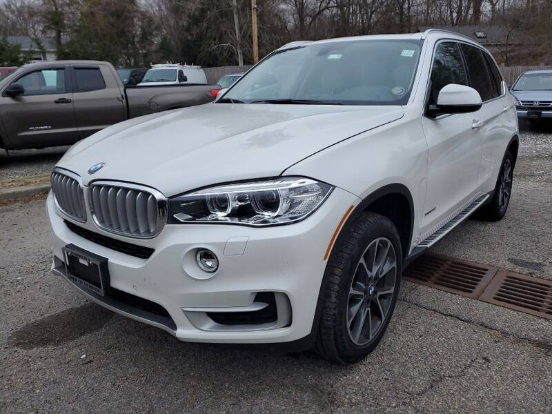 2016 BMW X5 for sale at AMA Auto Sales LLC in Ringwood NJ