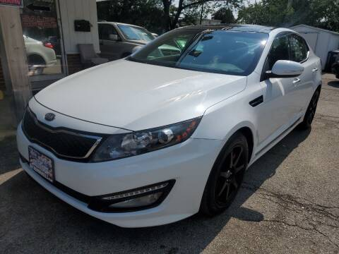 2013 Kia Optima for sale at New Wheels in Glendale Heights IL