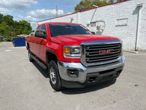 2018 GMC Sierra 2500HD for sale at Consumer Auto Credit in Tampa FL