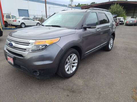 2011 Ford Explorer for sale at Kingz Auto LLC in Portland OR