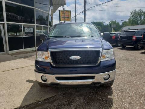 2007 Ford F-150 for sale at Fansy Cars in Mount Morris MI