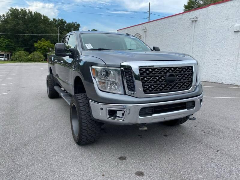2016 Nissan Titan XD for sale in Tampa, FL