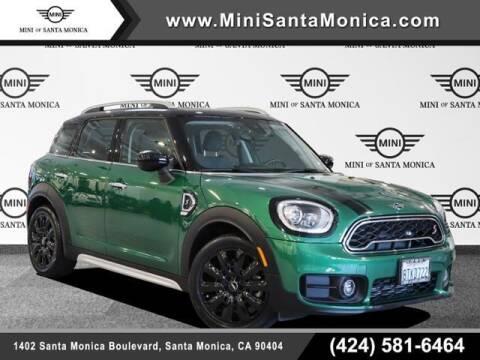 2020 MINI Countryman for sale at MINI OF SANTA MONICA in Santa Monica CA