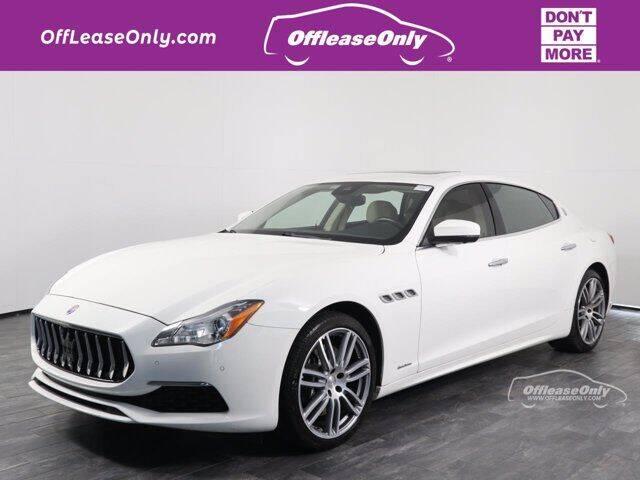 2017 Maserati Quattroporte for sale in Orlando, FL