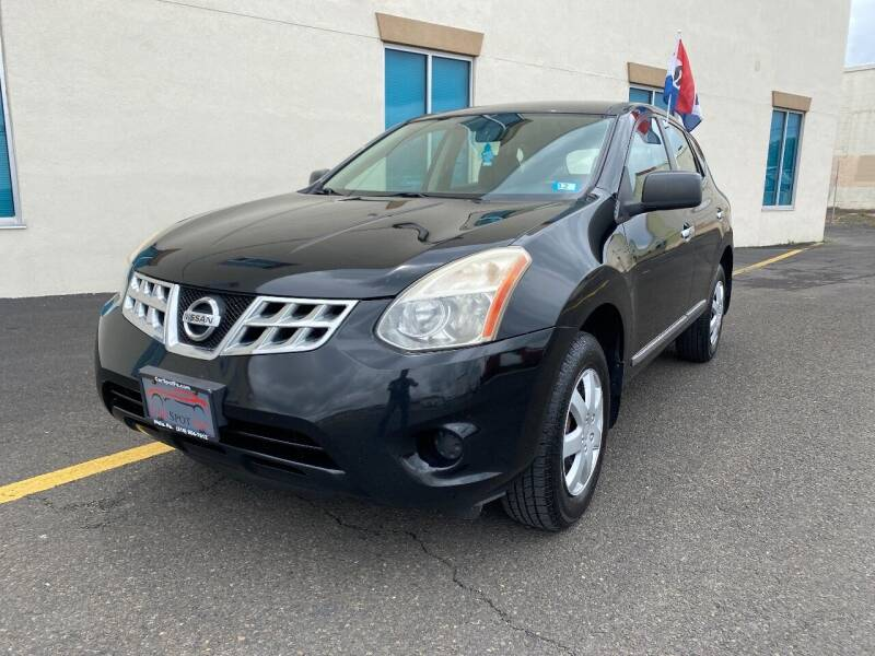 2012 Nissan Rogue for sale at CAR SPOT INC in Philadelphia PA