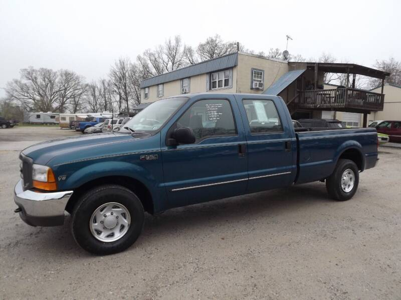 2000 Ford F-350 Super Duty for sale at Country Side Auto Sales in East Berlin PA