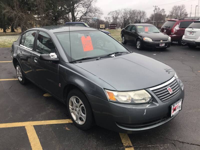 2005 Saturn Ion for sale at Miro Motors INC in Woodstock IL