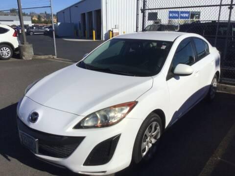 2010 Mazda MAZDA3 for sale at Royal Moore Custom Finance in Hillsboro OR