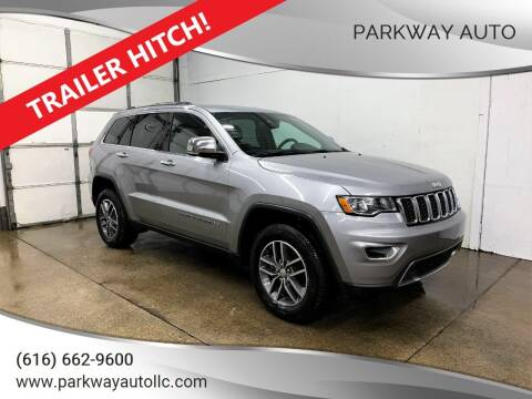 2018 Jeep Grand Cherokee for sale at PARKWAY AUTO in Hudsonville MI