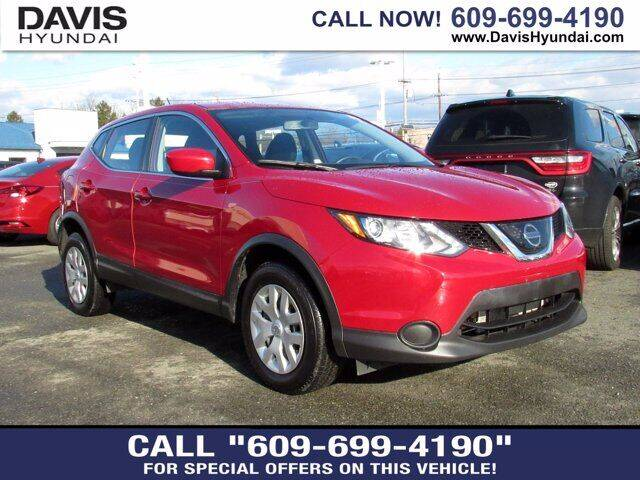 2018 Nissan Rogue Sport for sale at Davis Hyundai in Ewing NJ