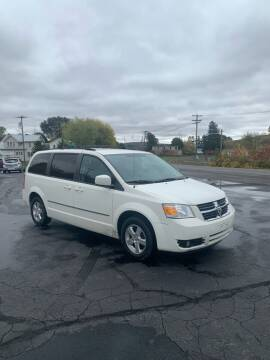 2010 Dodge Grand Caravan for sale at WXM Auto in Cortland NY