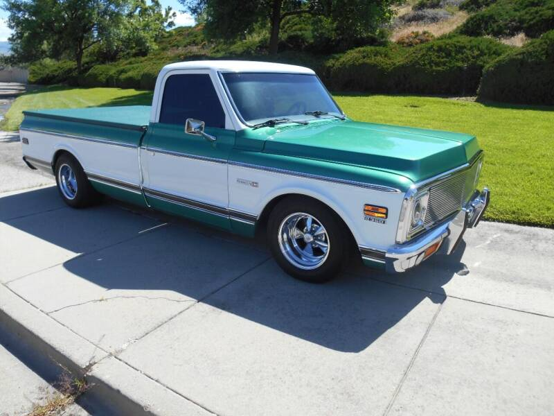 1972 Chevrolet C/K 10 Series for sale at AUTOTRUST in Boise ID