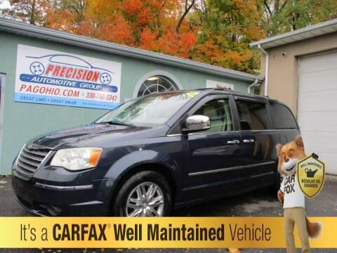 2008 Chrysler Town and Country for sale at Precision Automotive Group in Youngstown OH