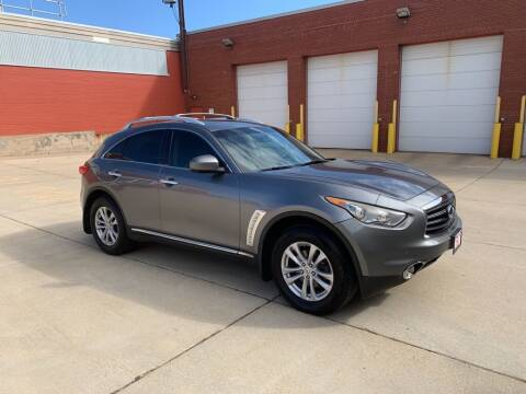 2012 Infiniti FX35 for sale at First Rate Motors in Milwaukee WI