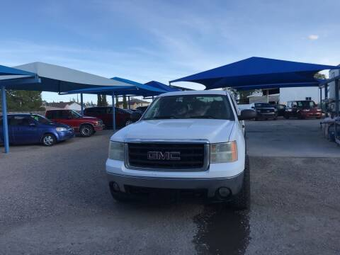 2008 GMC Sierra 1500 for sale at Autos Montes in Socorro TX