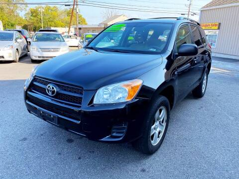 2011 Toyota RAV4 for sale at Dijie Auto Sale and Service Co. in Johnston RI