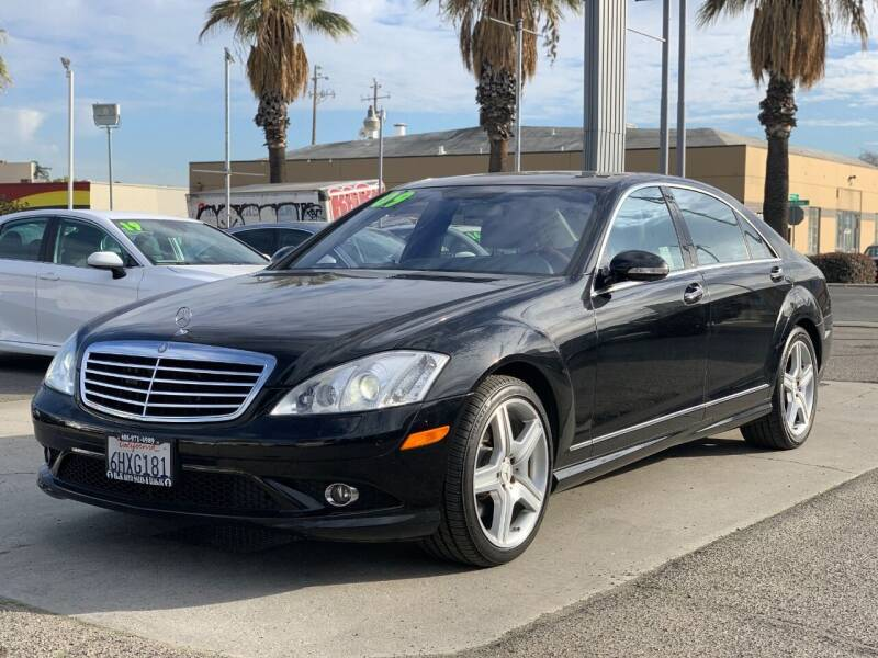 2009 Mercedes-Benz S-Class for sale at H & K Auto Sales & Leasing in San Jose CA
