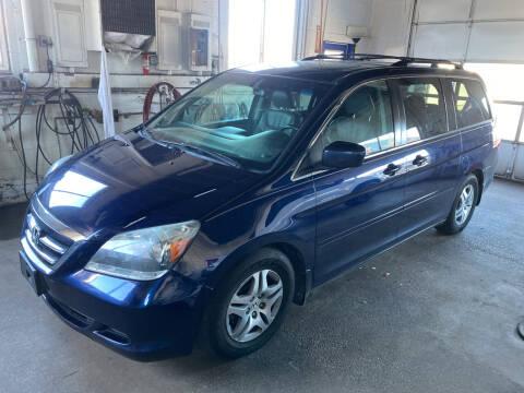 2007 Honda Odyssey for sale at Marv`s Car Lot Inc. in Zeeland MI