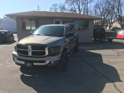 2008 Dodge Ram Pickup 1500 for sale at Big Red Auto Sales in Papillion NE