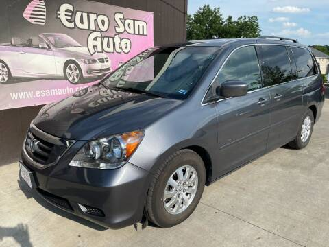 2010 Honda Odyssey for sale at Euro Auto in Overland Park KS
