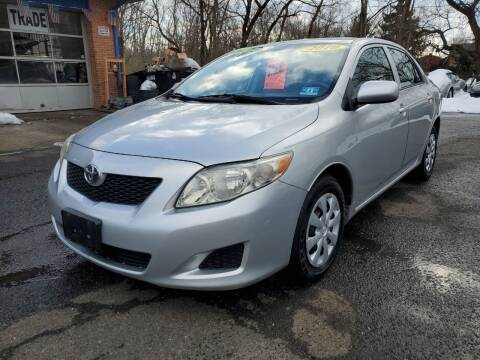 2010 Toyota Corolla for sale at CENTRAL GROUP in Raritan NJ