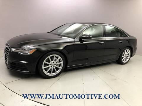 2017 Audi A6 for sale at J & M Automotive in Naugatuck CT