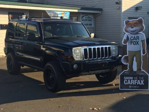 2006 Jeep Commander for sale at Salem Auto Market in Salem OR