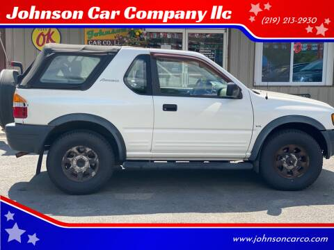 1999 Isuzu Amigo for sale at Johnson Car Company llc in Crown Point IN