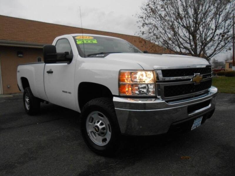 2011 Chevrolet Silverado 2500HD for sale at McKenna Motors in Union Gap WA