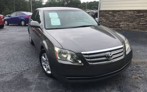 2006 Toyota Avalon for sale at No Full Coverage Auto Sales in Austell GA