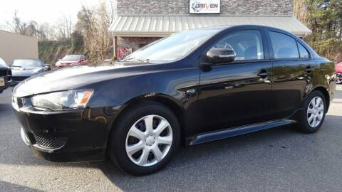 2015 Mitsubishi Lancer for sale at Driven Pre-Owned in Lenoir NC