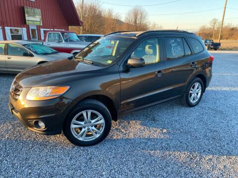 2011 Hyundai Santa Fe for sale at Bailey's Auto Sales in Cloverdale VA