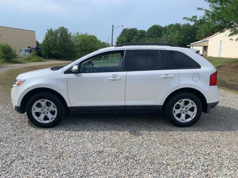2013 Ford Edge for sale at MEEK MOTORS in North Chesterfield VA