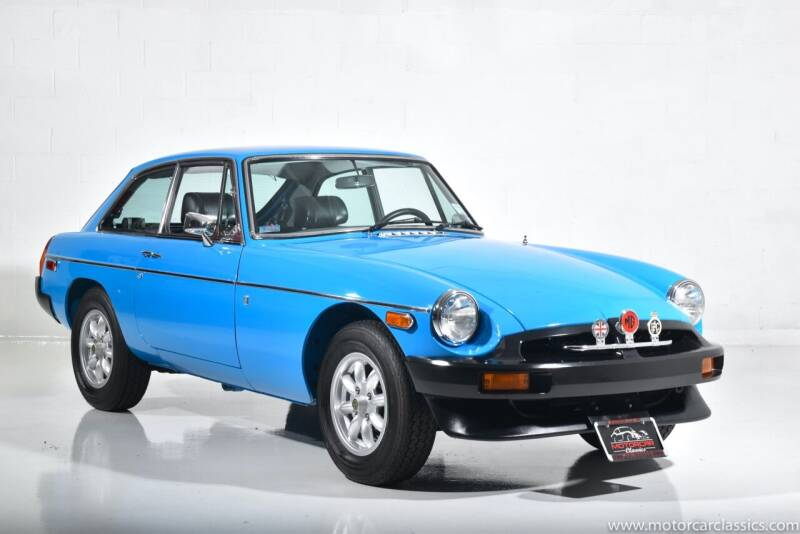 1974 MG MGB for sale at Motorcar Classics in Farmingdale NY