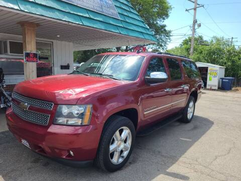 2009 Chevrolet Suburban for sale at New Wheels in Glendale Heights IL