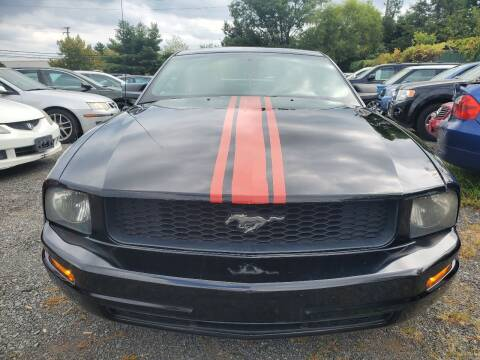 2006 Ford Mustang for sale at M & M Auto Brokers in Chantilly VA