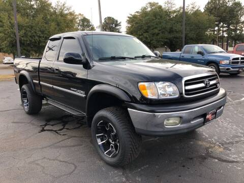 2001 Toyota Tundra for sale at Mike's Auto Sales INC in Chesapeake VA