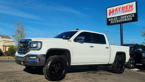 2016 GMC Sierra 1500 for sale at Hayden Cars in Coeur D Alene ID